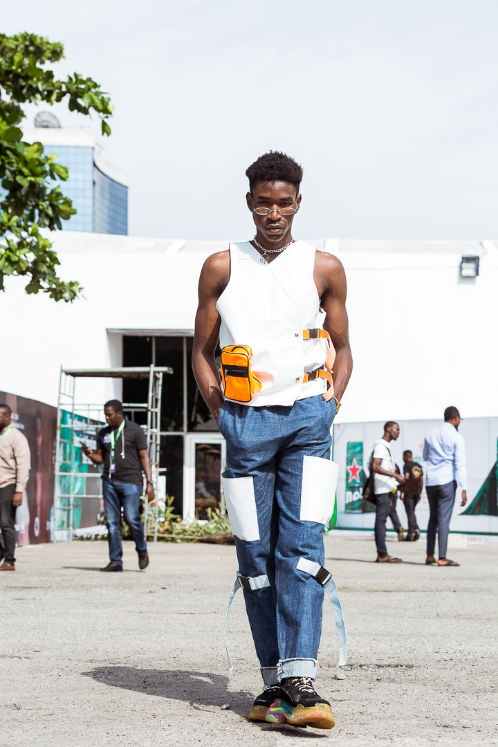 Lagos Fashion Week 2019 Street Style Day 1 A4A1072