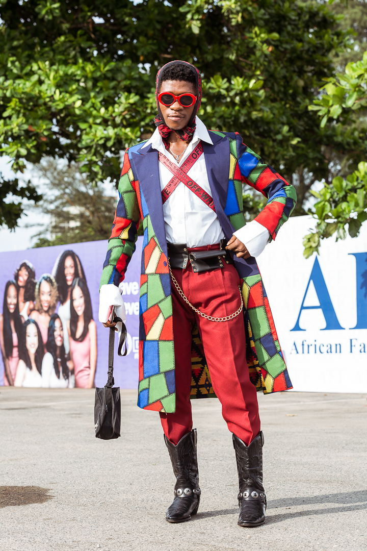 Lagos Fashion Week 2019 Street Style Day 1 A4A1296