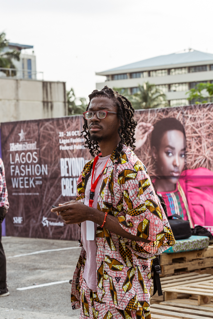 Lagos Fashion Week 2019 Street Style Day 1 A4A1471