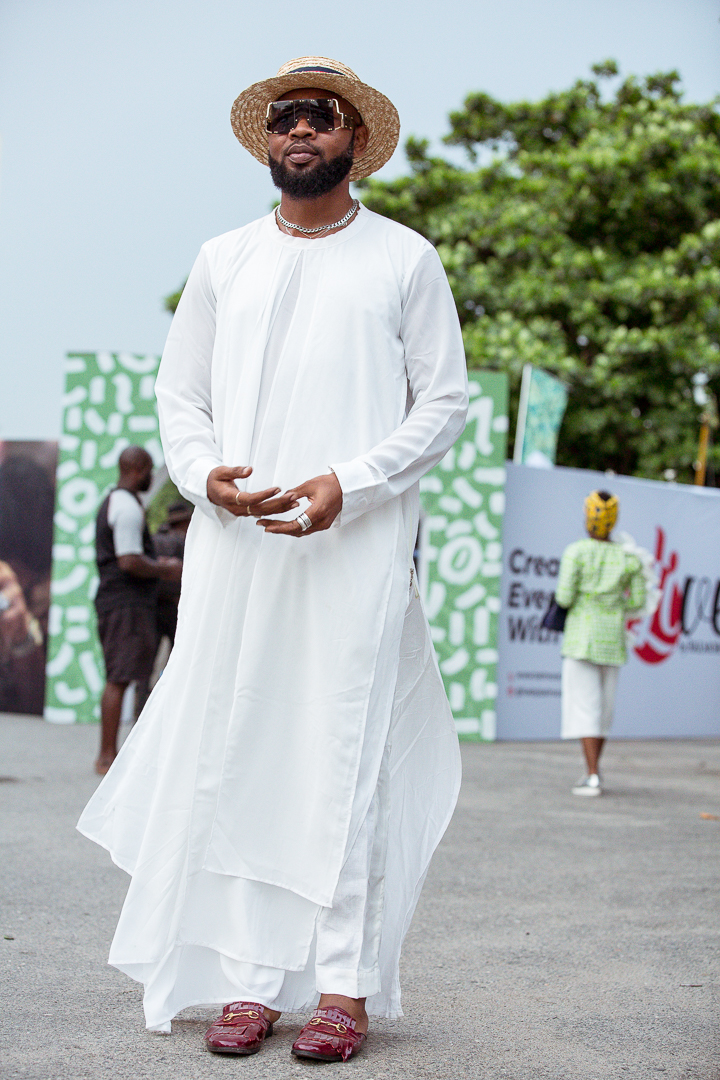 Lagos Fashion Week 2019 Street Style Day 1 A4A1719