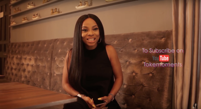 Toke Makinwa wants to talk about The Good, Bad & Ugly Sides of Social Media | Watch