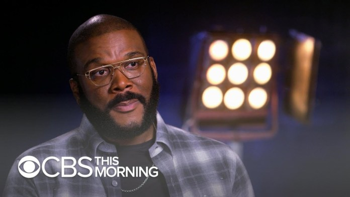 """Tyler Perry Speaks on Being Ignored in Hollywood on """"CBS This Morning"""" 