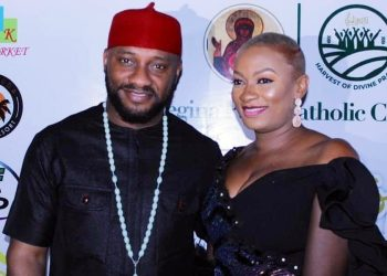 Yul Edochie and Wife May are celebrating 15 Years of Marital Bliss