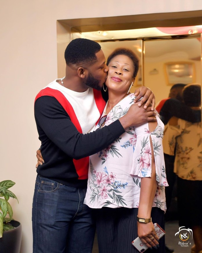 """Say hello to the strongest woman I know, the lover of my life"" – Frood appreciates his Mother on Instagram"