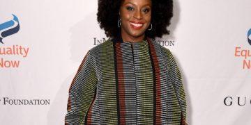 Chimamanda Ngozi Adichie honoured at 2019 Make Equality Reality Gala in New York