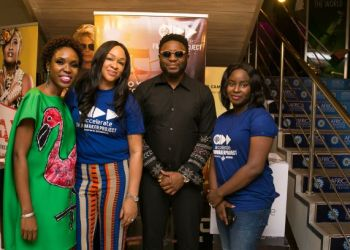 Accelerate premieres its Filmmaker Project 'The Mindset Series' at AFRIFF
