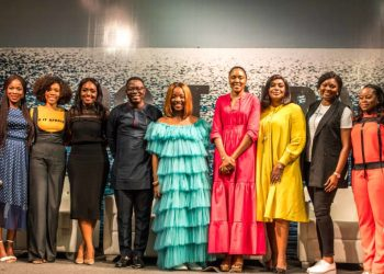 "Omilola Oshikoya encouraged Participants at the ""Do It Afraid"" Conference 2019 to create an Endless Ocean of Wealth in Nigeria by solving Problems"