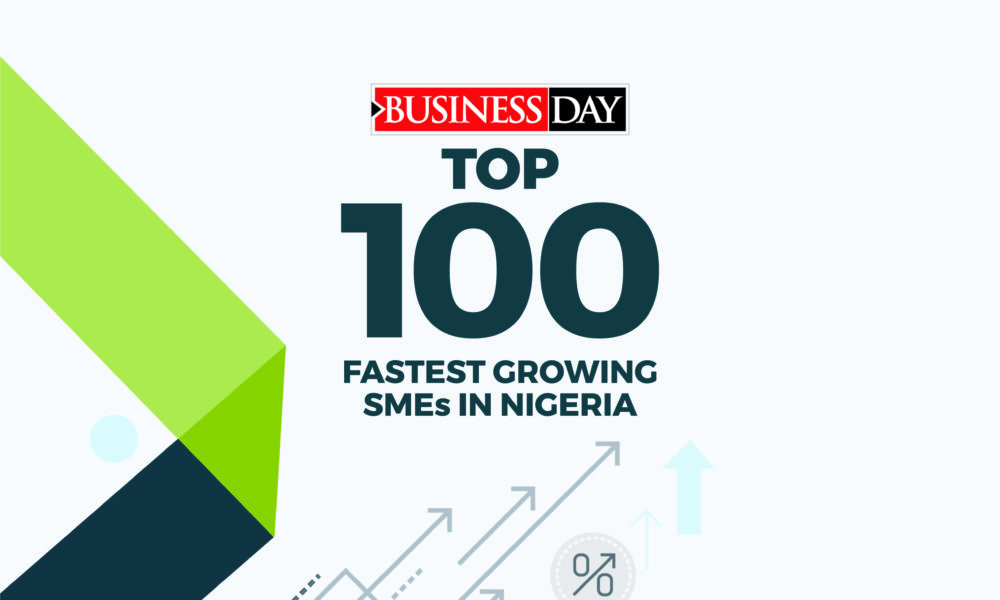 BusinessDay to hold the 2nd Edition of its 'Top 100 Fastest-Growing SME' Award Ceremony | December 6th