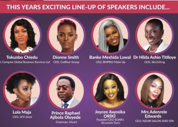 We are counting down to the Beauty West Africa Exhibition & Convention! Here's the Event Schedule | November 20th – 22nd