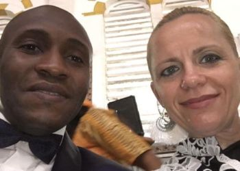 MD Maersk Nigeria, Gildas Tohouo & Wife brutally attacked by Domestic Staff