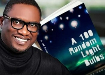 "Emmanuel Ugolee Authors First Book ""A Hundred Random Light Bulbs"""