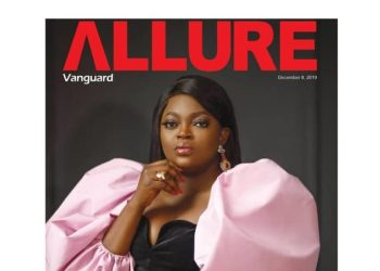 Funke Akindele-Bello talks Mo Abudu & Directing for the First Time on Vanguard Allures Latest Issue