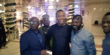 Sowore has Finally Been Released from DSS Custody