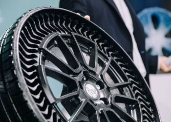 Check out these Puncture Proof & Airless Tyres Coming in 2024 (They'll Be Perfect for Nigerian Roads!)