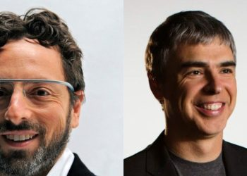 Google co-founders Larry Page & Sergey Brin are Stepping Down