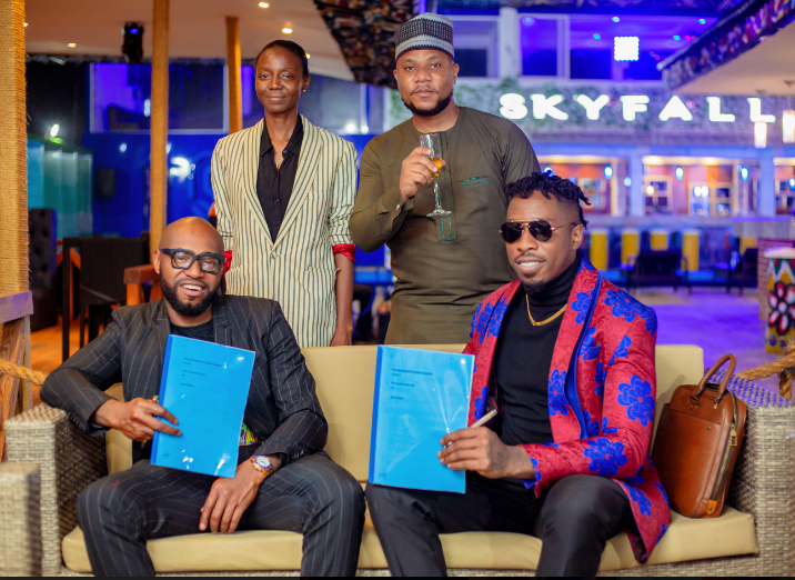 Congratulations! #BBNaija's Ike Onyema is the New Brand Ambassador for PTRlifestyle