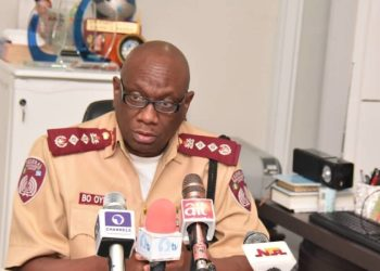 FRSC to Prosecute Sirens, Convoy Offenders & Gives Conditions for Google Map Usage While Driving