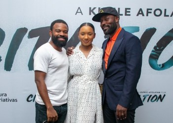 Temi Otedola is Making Her Acting Debut in Kunle Afolayans Citation