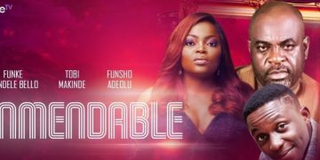 #BNMovieFeature: WATCH Funke Akindele Bello, Funsho Adeolu, Tomike Alayande in Unmendable