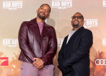 "Will Smith & Martin Lawrence are BFF Goals at ""Bad Boys For Life"" Berlin Premiere"