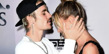 Justin and Hailey Bieber can't get enough of Each Other at Premiere of his New Documentary
