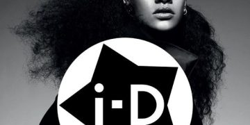 "Rihanna is Highlighting Changemakers in her Self-Curated Issue of i-D magazine ""Rihannazine"""