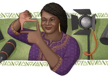 Google Honors Amaka Igwe with a Doodle on her 57th Posthumous Birthday