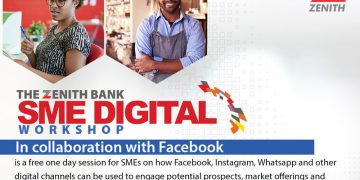 Discover Major Business Growth Hacks at Zenith Bank's SME Digital Workshop | January 29th & 30th