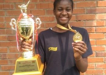 Elizabeth Anyanacho Qualifies Nigeria for Tokyo 2020 Olympics in Taekwando!