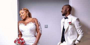 Congratulations! Anita Joseph ties the knot with her beau, MC Fish