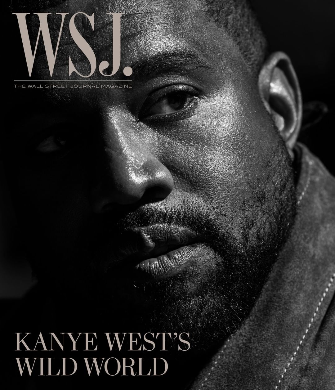 Your Look into Kanye West's Wild World in WSJ Magazine's Latest Issue