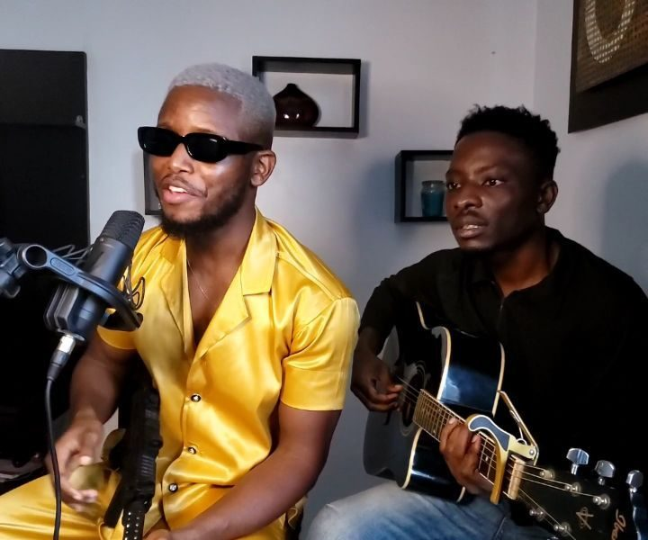 "WATCH Chike Play All Your Fave Songs on the ""Boo of the Booless"" Album 