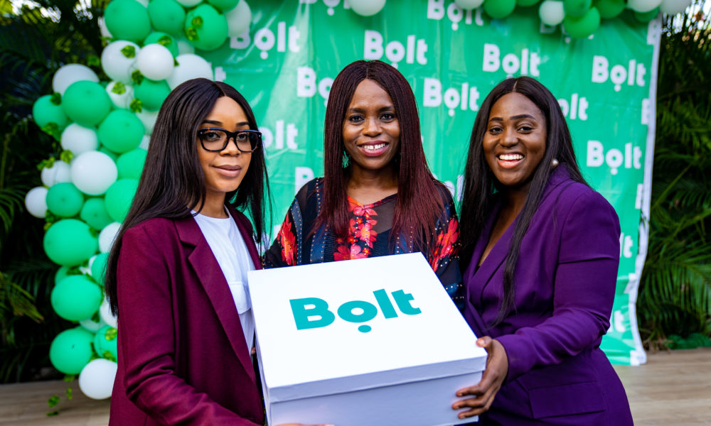 Bolt hosts a Special International Womens Day Event to Appreciate its Female Riders