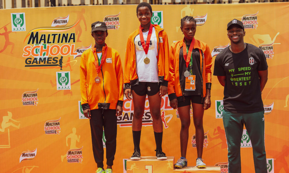 All the Highlights from The Maltina School Games that will Ignite Your Hope for the Future of Sports in Nigeria