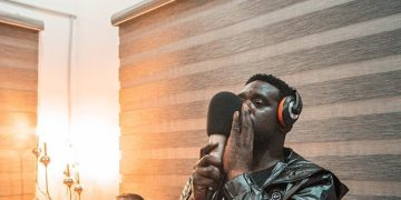 We Can't Wait to Listen to What Peruzzi & Wande Coal are Cooking up in the Studio
