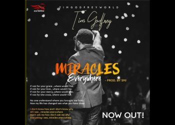 New Music: Tim Godfrey – Miracles Everywhere