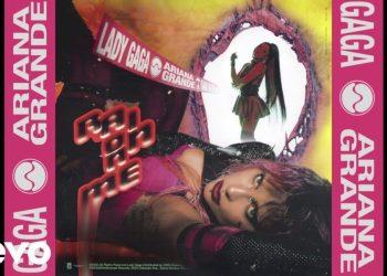 "Lady Gaga & Ariana Grande Team up for a New Single | Listen to ""Rain On Me"""