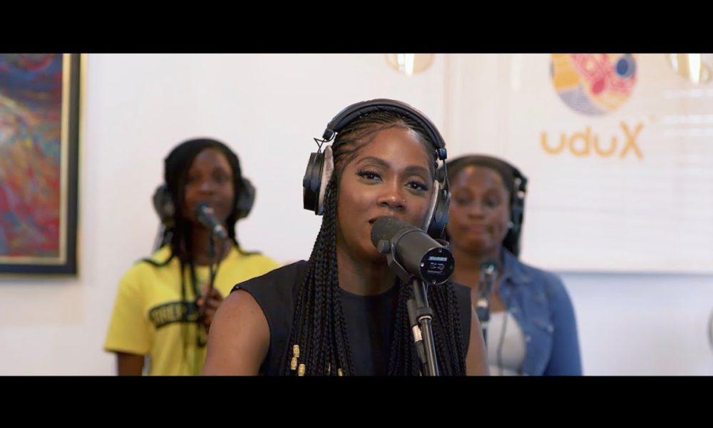 You NEED to See Tiwa Savage's Performance on uduX