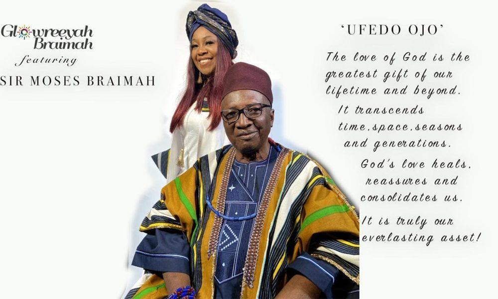 "Starring Her Dad, Glowreeyah Braimah Premieres Visuals for ""Ufedo Ojo"""
