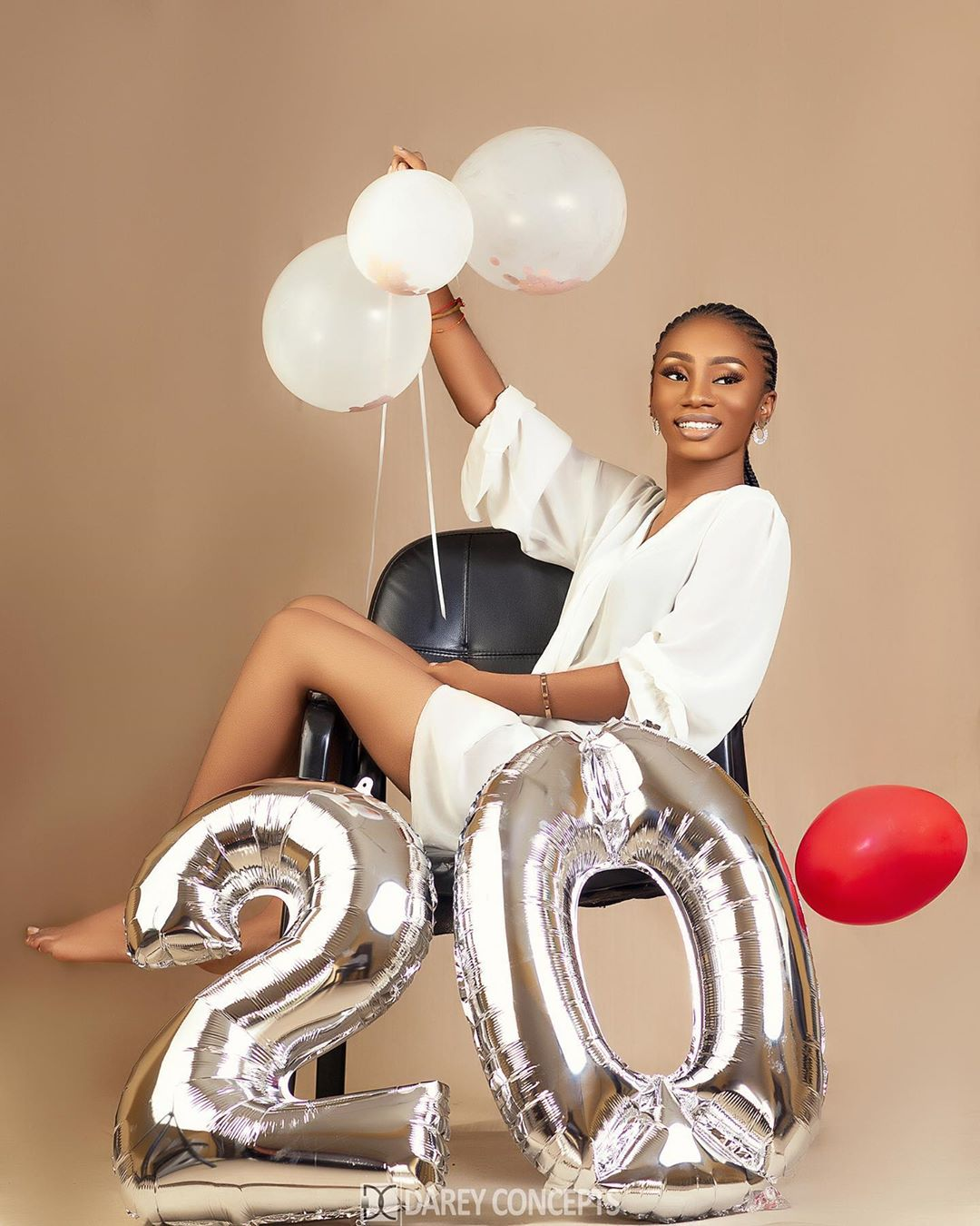 """""""MTV Shuga"""" Star, Sharon Jatto Is Excited To Turn 20"""