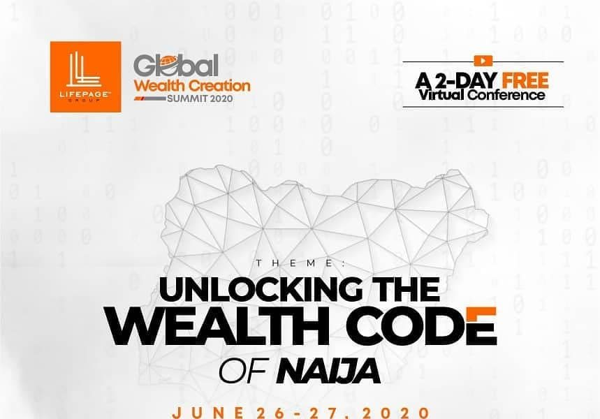 Get Ready to Unlock the Wealth Code of Naija this Weekend with Oladipupo Clement