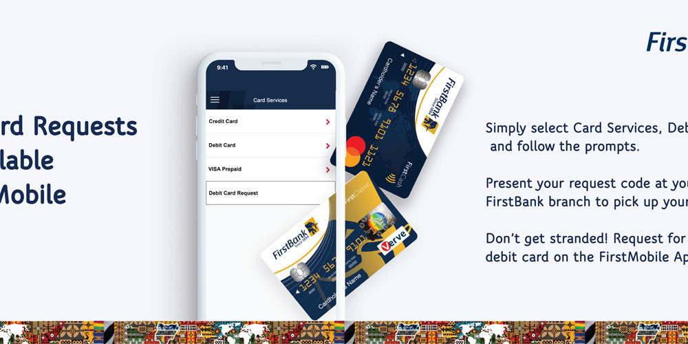 First Bank of Nigeria Limited Upgrades its FirstMobile Banking Application with New & Improved Features for Great Customer Experience