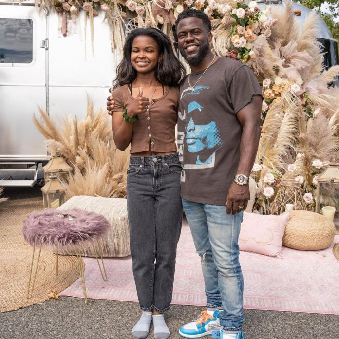 Eniko And Kevin Hart Living The Dream With Their Boho-Themed Baby Shower 6