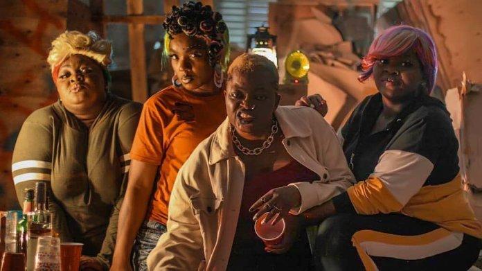 "Funke Akindele-Bello's ""Omo Ghetto: The Saga"" is Coming | But First, Some  BTS Moments | BellaNaija"