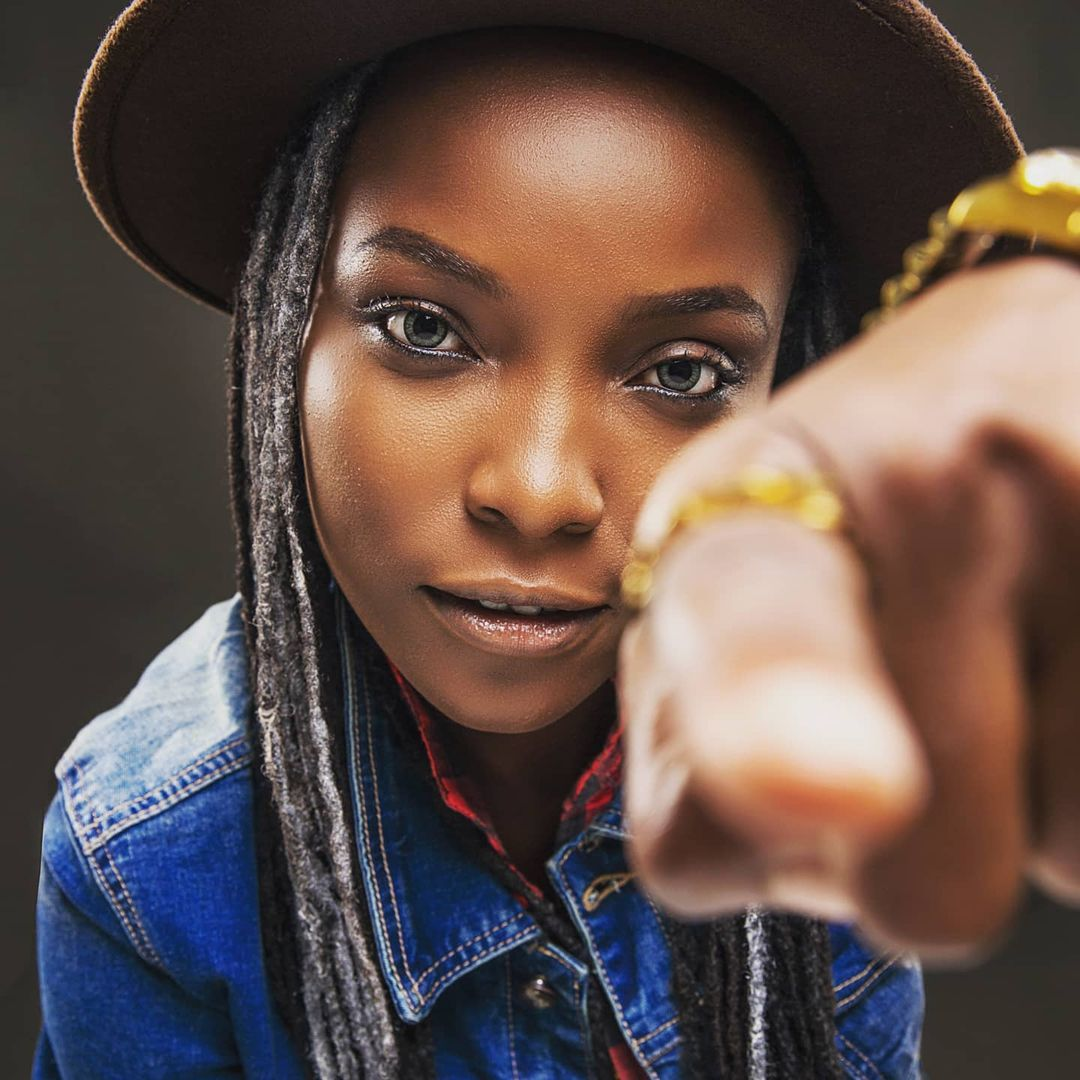DJ Switch Tells TIME's Magazine She's About To Testify At ICC; Read Full Interview