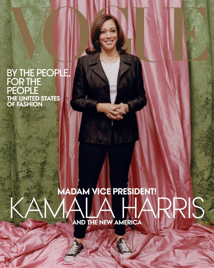 Here's What You Should Know About Kamala Harris Vogue Cover 2