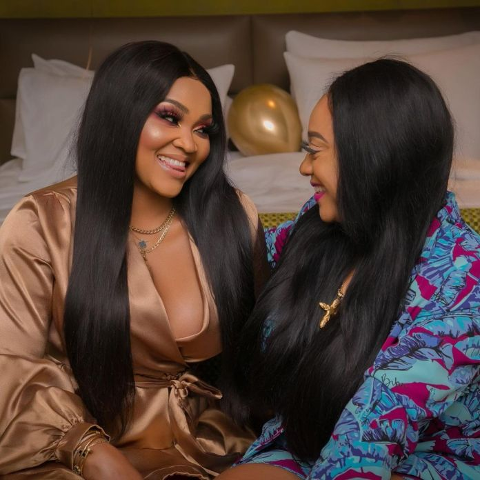 Take A Look At Pictures From Mercy Aigbe's Birthday Party 3