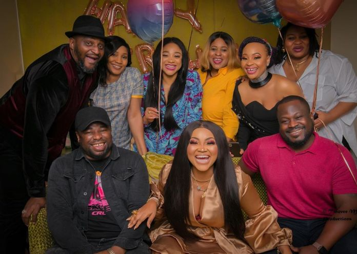 Take A Look At Pictures From Mercy Aigbe's Birthday Party 5