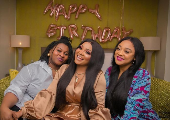 Take A Look At Pictures From Mercy Aigbe's Birthday Party 8
