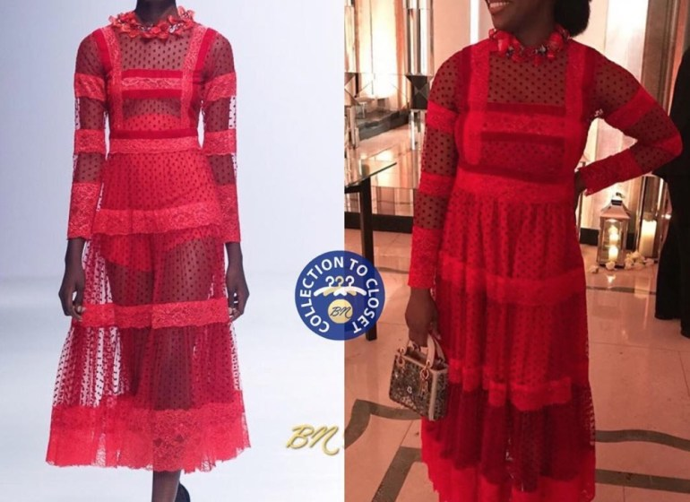 BN Collection to Closet: Chimamanda Ngozi Adichie in Moofa